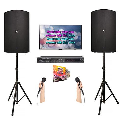 Karaoke Package Hire