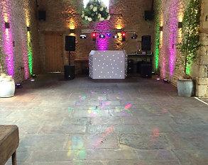 Standard Professional Disco & DJ Service
