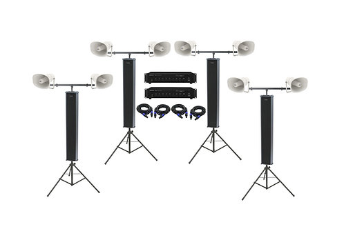 Outdoor PA System - 3