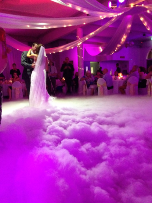 Dry Ice Low Fog Machine Effect
