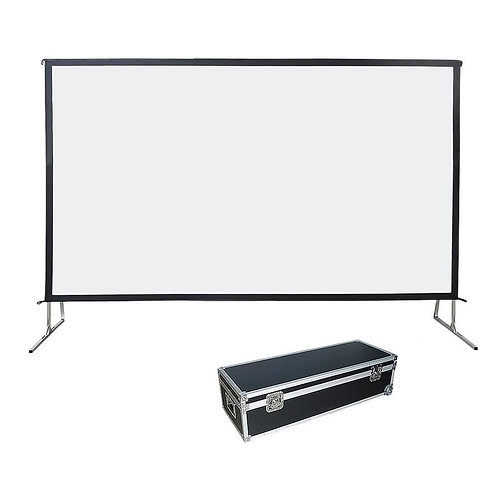 8' x 6' Projector Screen (Fastfold)