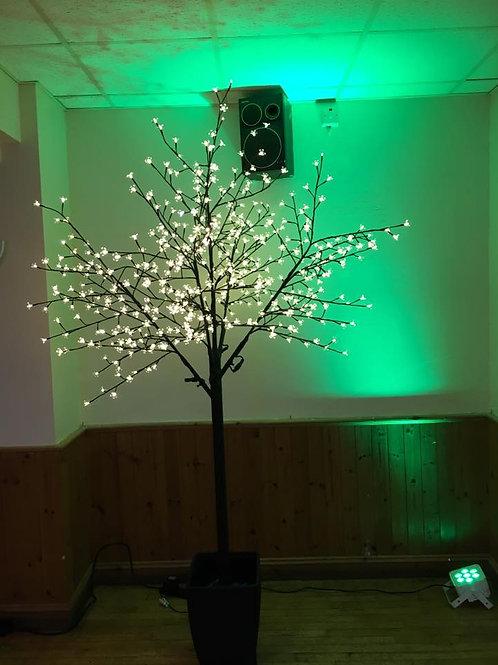 2.5m LED Blossom Tree