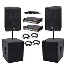 Martin Audio Sound Package 1