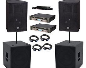 Martin Audio Sound Package 1
