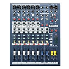 Sound Craft 8ch Mixing Desk