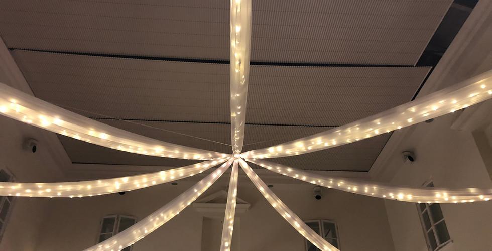 Ellenborough Park Fairy Lights