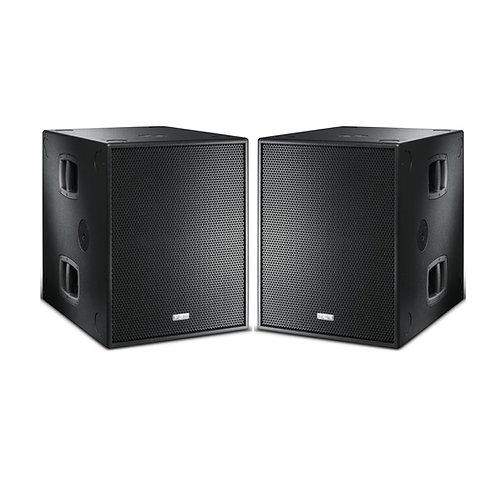 FBT Q118SA Bass Speakers