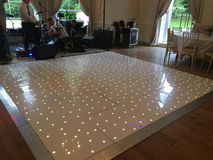 Starlight Floor Hire eastington park hot