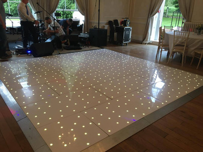 Starlight Floor Hire eastington park hot