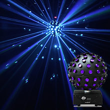 LED Mirror Ball