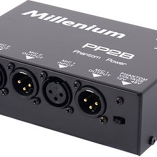 Dual Phantom Power Box