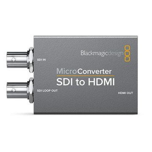 Blackmagic SDI - HDMI Micro Converter
