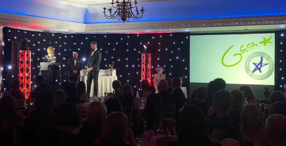 Awards Evening Gloucester
