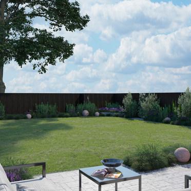 3D Garden Design Oxted