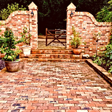 Walled Garden Design Berkshire