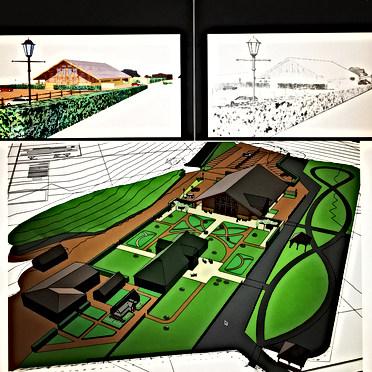 Vineyard Landscape Plan Sussex