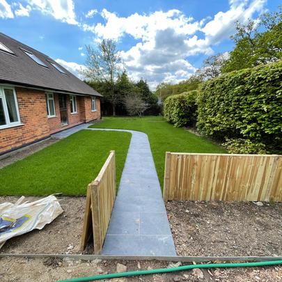 Surrey Hurst Green Garden Design & Build