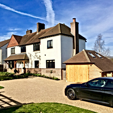 Front Driveway & Garden Oxted Surrey