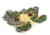 Hampton Court Garden Show Entry 2020