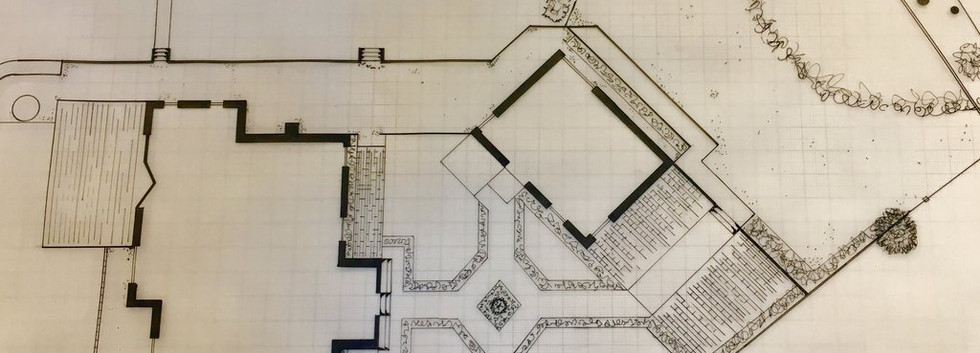Garden Design, Walled, Cottage, Woodland
