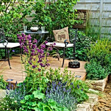 Courtyard Country Design Surrey