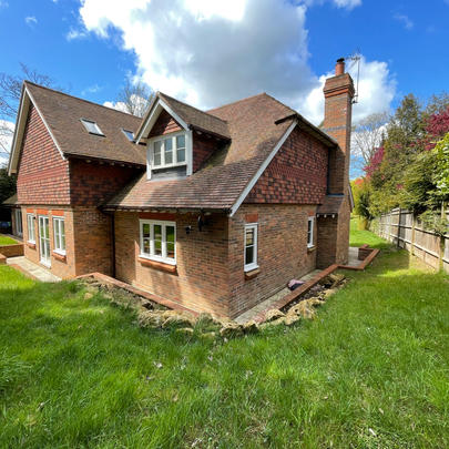June 2021 - Rear Landscape Design & Build Tunbridge Wells