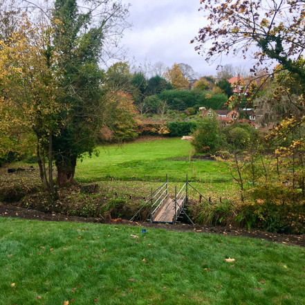 River Clearance and Planting, Oxted
