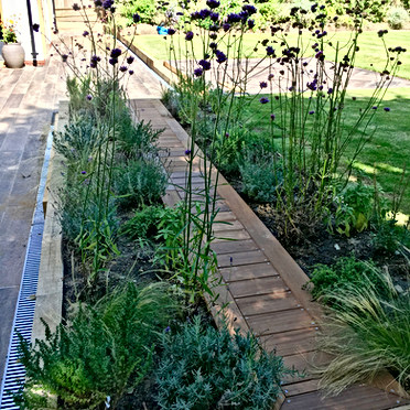 Herb Bed Oxted Surrey