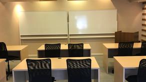 教室が完成