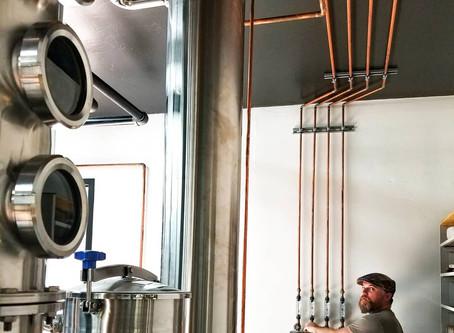 Hinterhaus Vodka & Gleaming Copper Cooling
