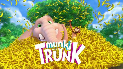Jungle Beat: Munki and Trunk