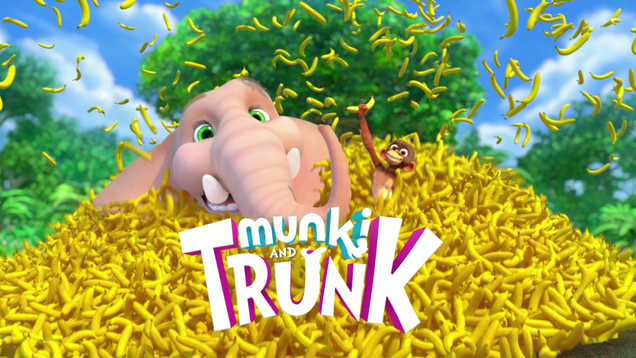 Jungle Beat: Munki and Trunk