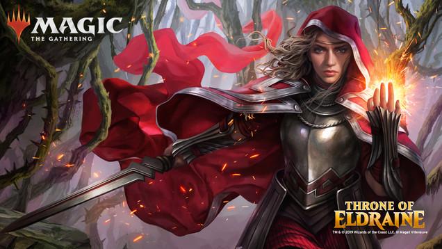 Magic the Gathering: Throne of Eldraine
