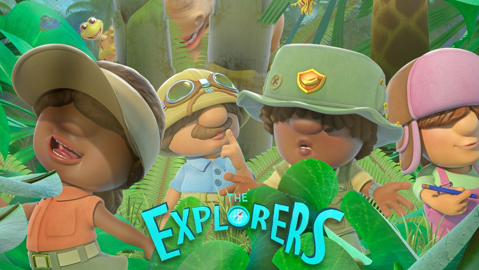 Jungle Beat: Explorers
