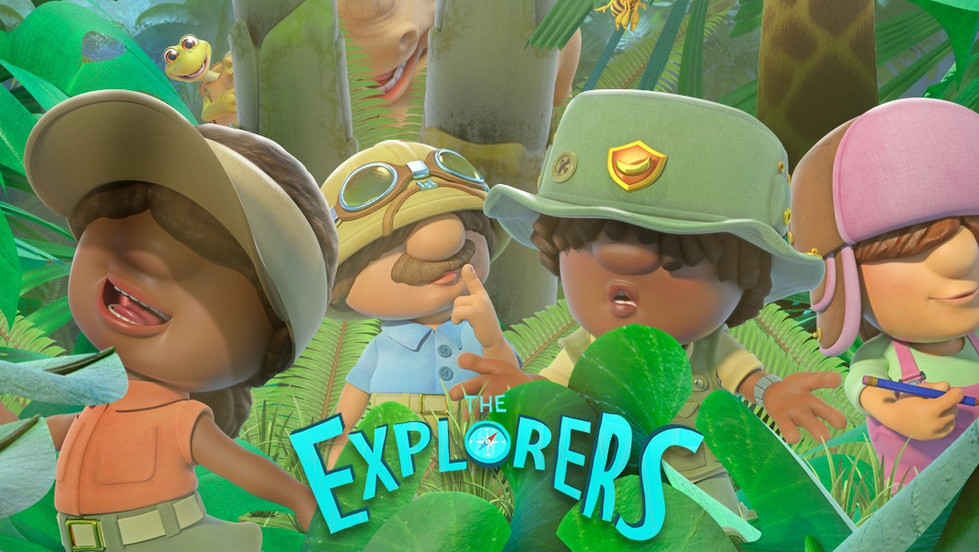 Jungle Beat: Explorers