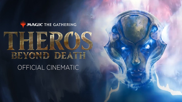 Magic the Gathering: Theros Beyond Death