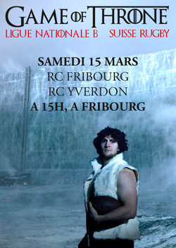 RC FRIBOURG - RC YVERDON