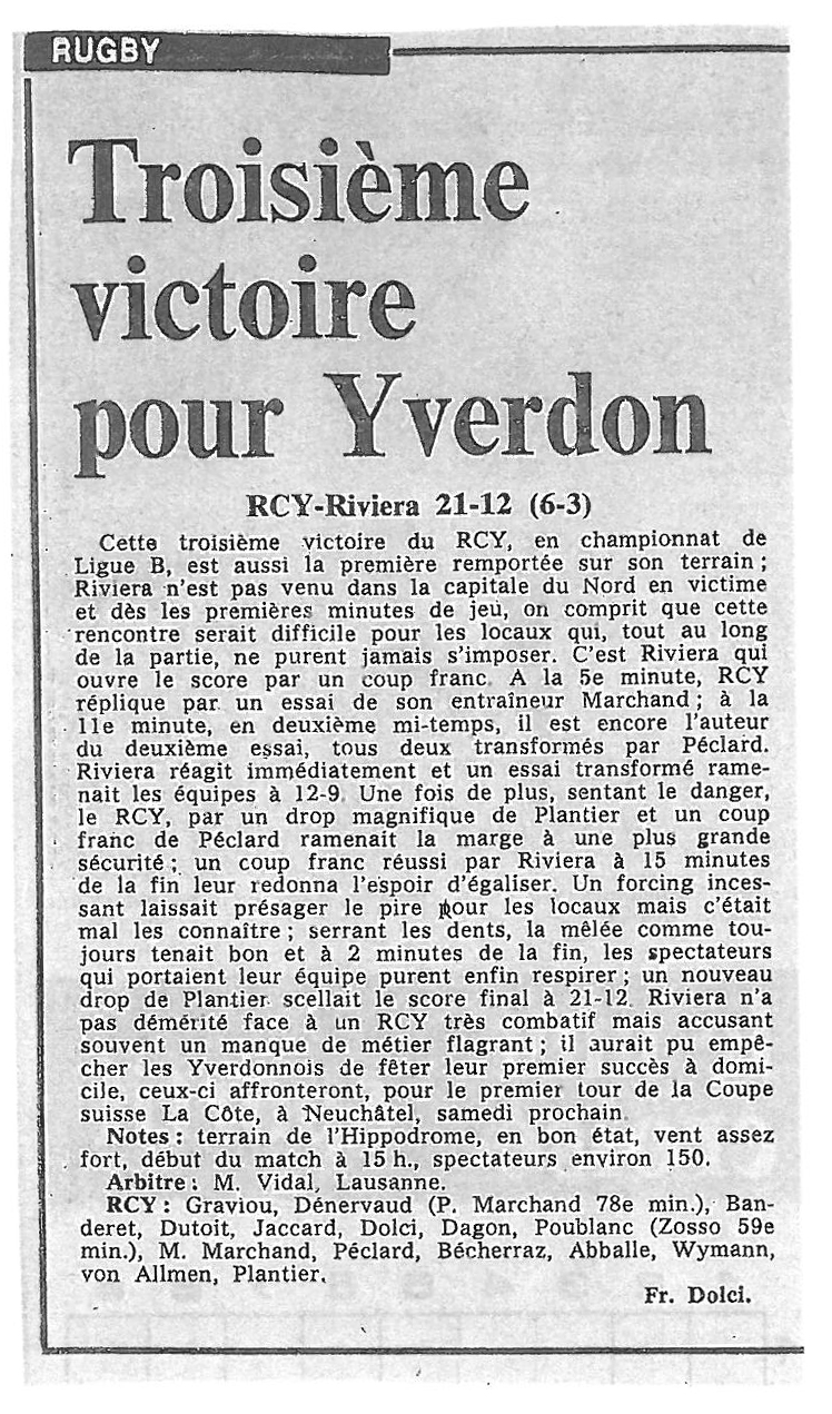 31 octobre 1974