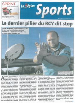 2015.11.11. Laurent Juillerat