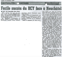 1979.11.12_RCY_-_RC_NEUCHÀTEL