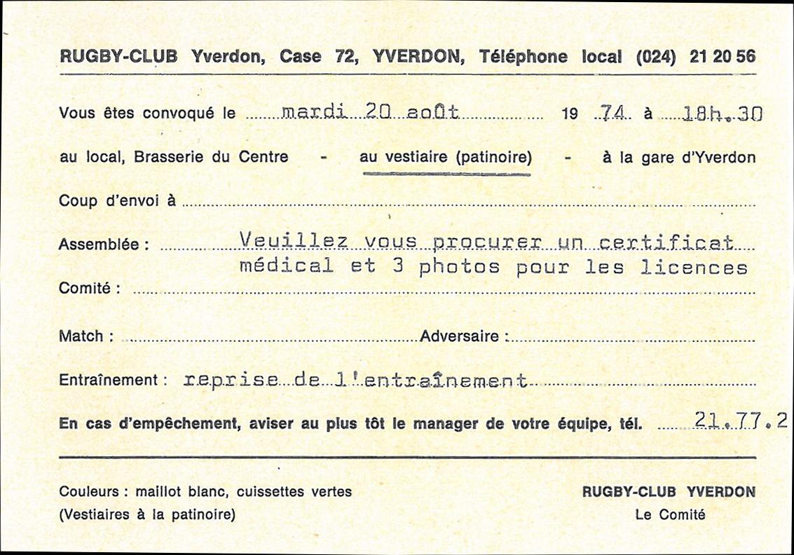 Août 1974