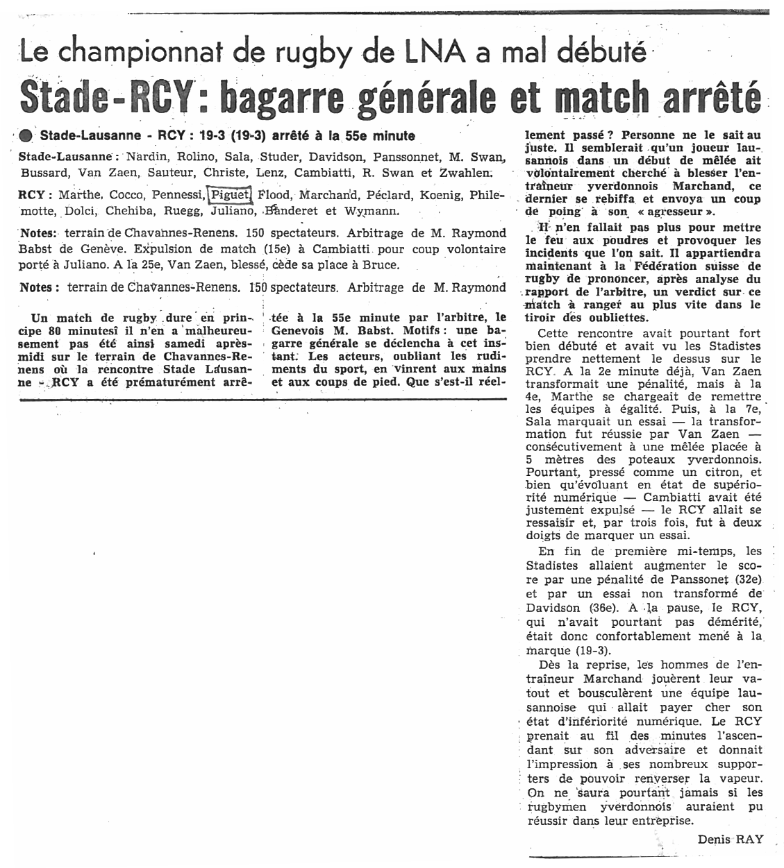 1979.09.18 RC STADE - RCY