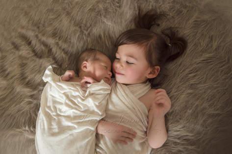 Calgary Photographer Sibling Photography