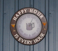 Happy Hour is Every Hour