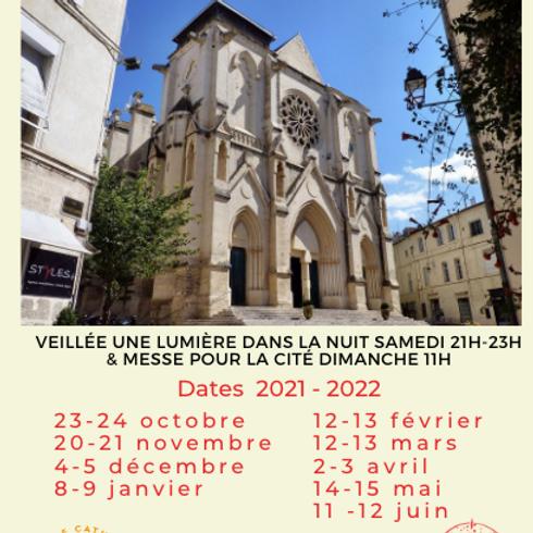 CapMissio à l'église Saint Roch 2021-2022
