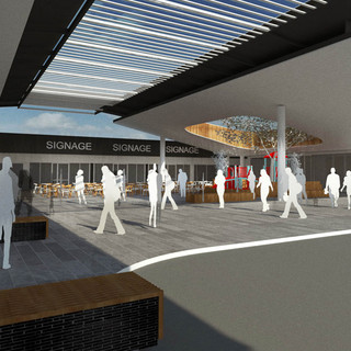 Re-development of Park n Shop, Meadowridge