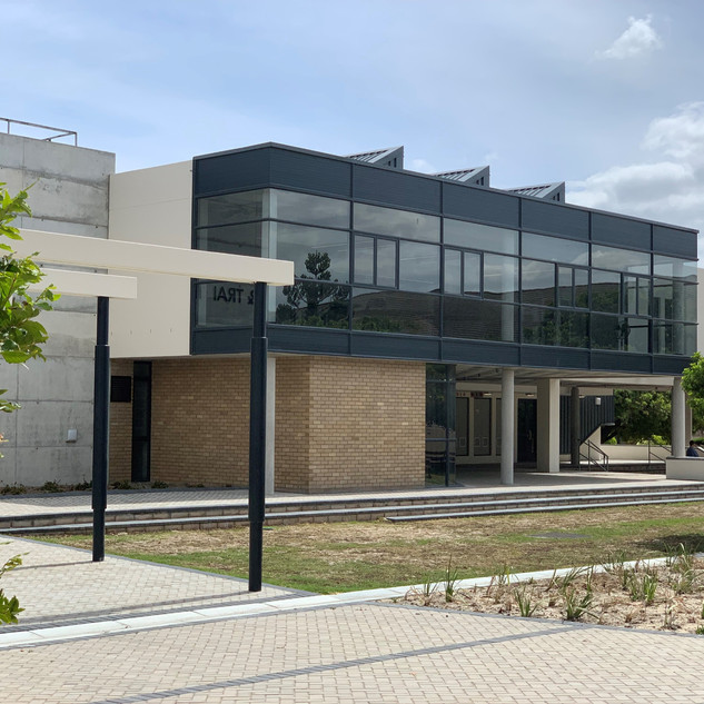 New Lecture Facilities - College of Cape Town