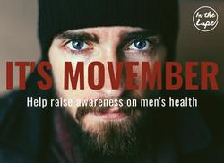 Movember Campaign 1