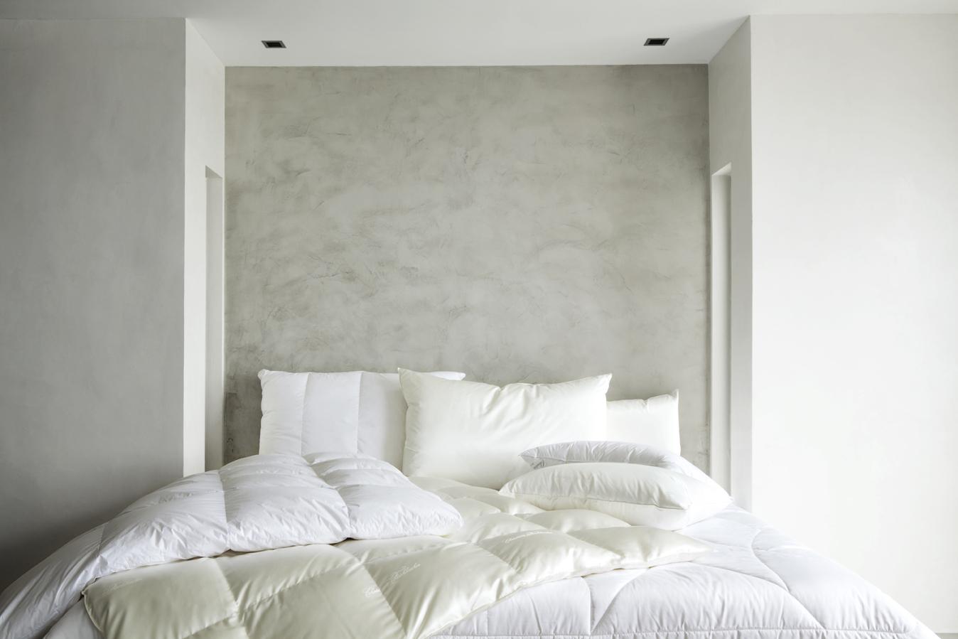 Bettwaren Daunen und Federn