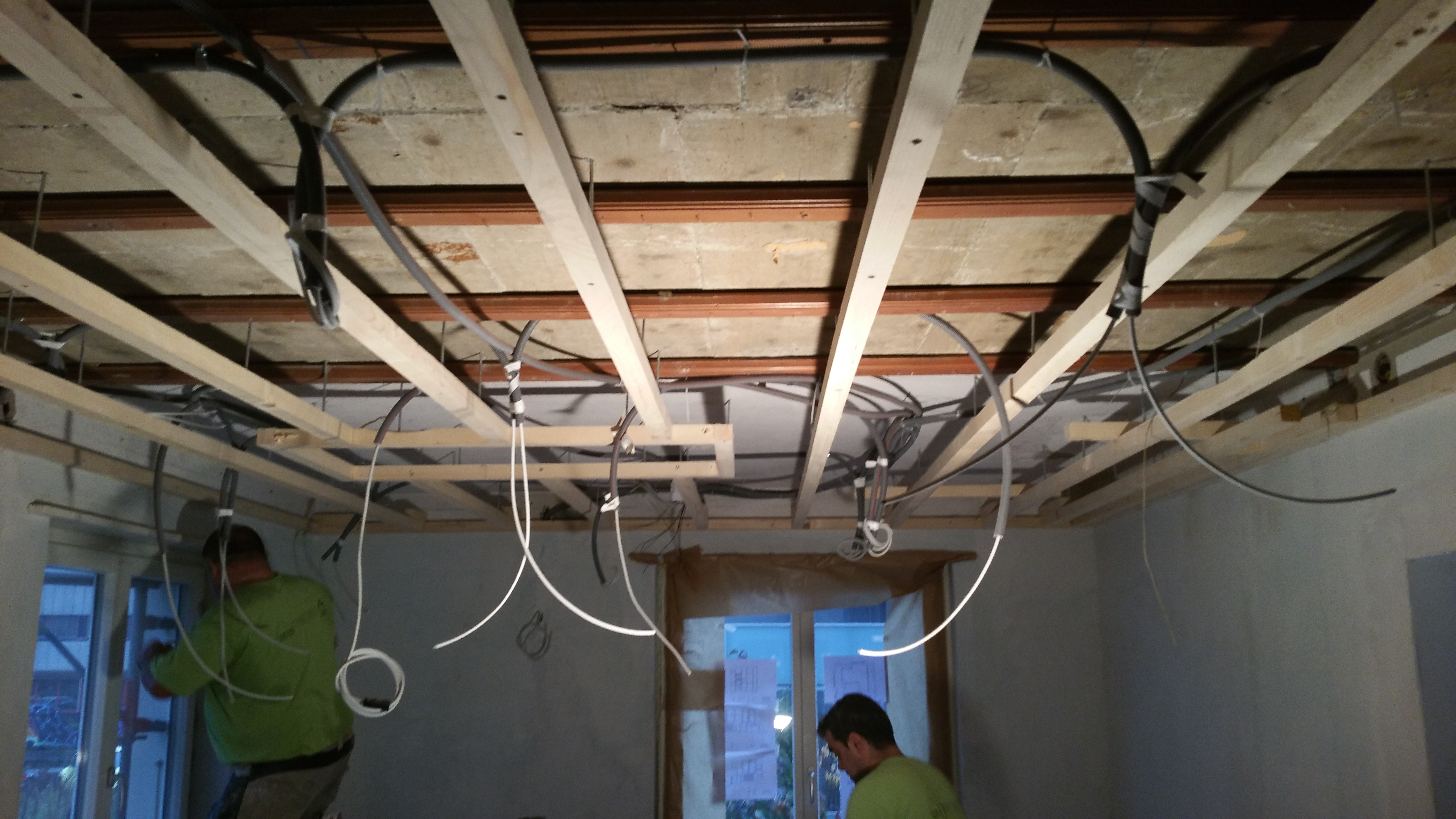 Umbauen, Renovieren, Sanieren